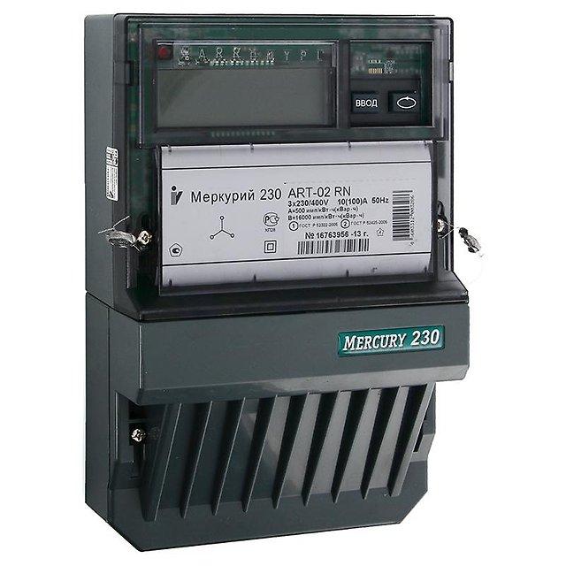 Инструкция Электросчетчика Меркурий 230